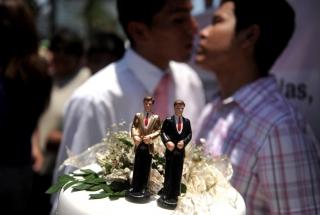 Gayové a lesby volají po legalizaci manželství pro všechny v Peru